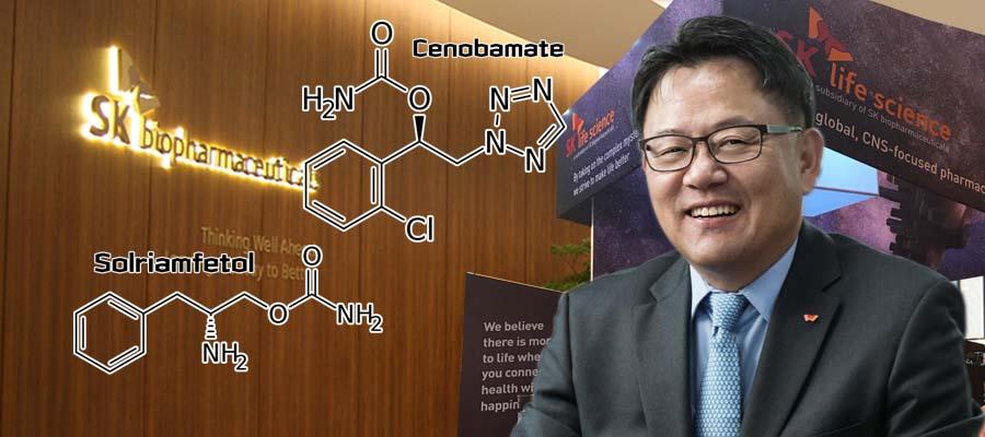 [CEO&주가] SK바이오팜 주가 어디까지 갈까, 조정우 항암제 개발도 도전