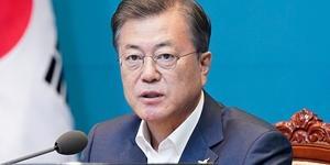 """문재인 집중호우에 여름휴가 취소, """"국민 안전이 무엇보다 중요"""""""