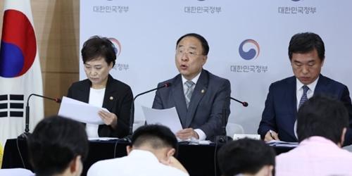 """""""[일문일답] 홍남기 """"공공 참여형 재건축은 강제사항 아니다"""""""