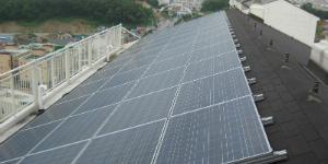 토지주택공사, 태양광발전설비 보급 늘려 탄소배출권 2만1천 톤 확보