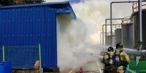 LG화학 울산공장에서 유독 화학물질 유출, 지역 주민 한때 대피