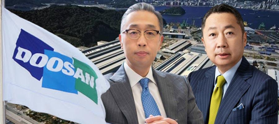 [이슈톡톡] '쿠오 바디스 두산', 박정원 신재생에너지 변신 또 성공할까