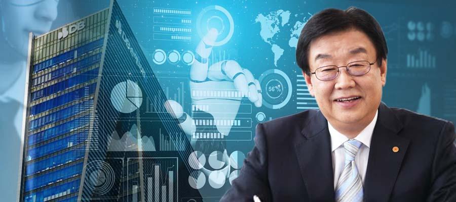 [CEO&주가] DB손해보험 주가는 야속해, 김정남 디지털과 글로벌 다져