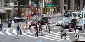 """""""일본 코로나19 하루 확진 600명 대 유지, 중국 해외유입만 11명"""