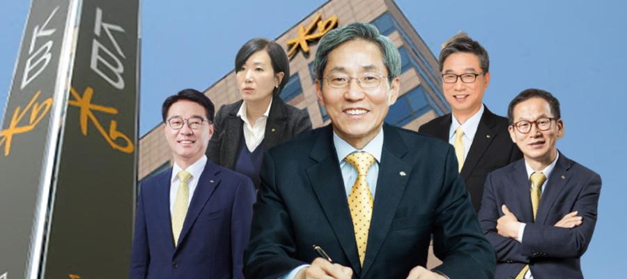 [이슈톡톡] 윤종규 KB금융 향후 3년, 어깨에 승계구도와 금융플랫폼 짊어져