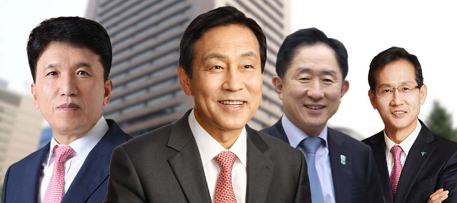 [곽보현CEO톡톡] 하나금융 다음 회장은? 함영주 이진국 지성규와 외부 가능성