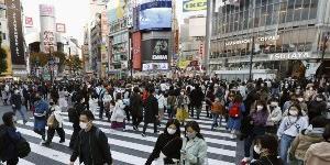 일본 코로나19 하루 확진 1500명대로 줄어, 중국 지역감염 계속 나와