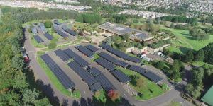"""""""한화큐셀, 영국 최대 보험사 사옥에 태양광모듈 공급하며 인지도 높여"""