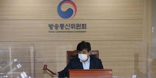 """""""방송통신위 MBN에 3년 조건부 재승인 의결, JTBC는 5년 재승인"""