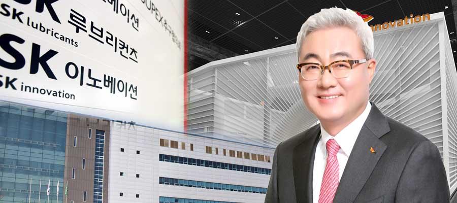 [CEO&주가] SK이노베이션 배터리도 주가도 기로에, 김준 승부수가 궁금하다