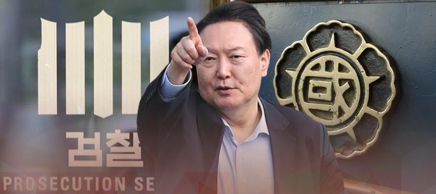 [이슈톡톡] 대선주자 뜬 윤석열, 유머감각 미식가와 검찰 엘리트주의자 사이