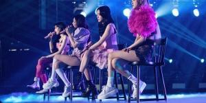"""""""YG엔터테인먼트 블랙핑크, 첫 비대면 공연에 관객 28만 명 모아"""