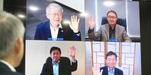 """""""과기정통부 장관 최기영, 이통3사 CEO와 5G 투자계획 점검"""