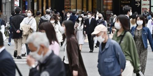 """""""일본 코로나19 하루 확진 4576명 확산세, 중국 본토 1명 포함 11명"""