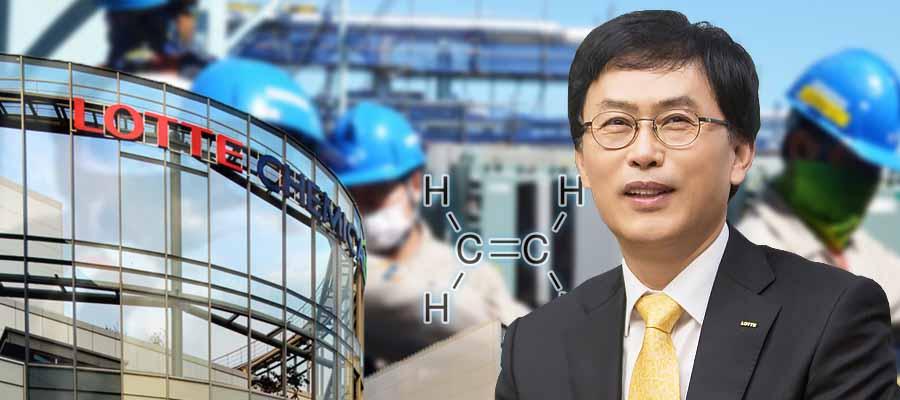[CEO&주가] 롯데케미칼 주가 더 가나, 김교현이 선택할 신사업에 달렸다