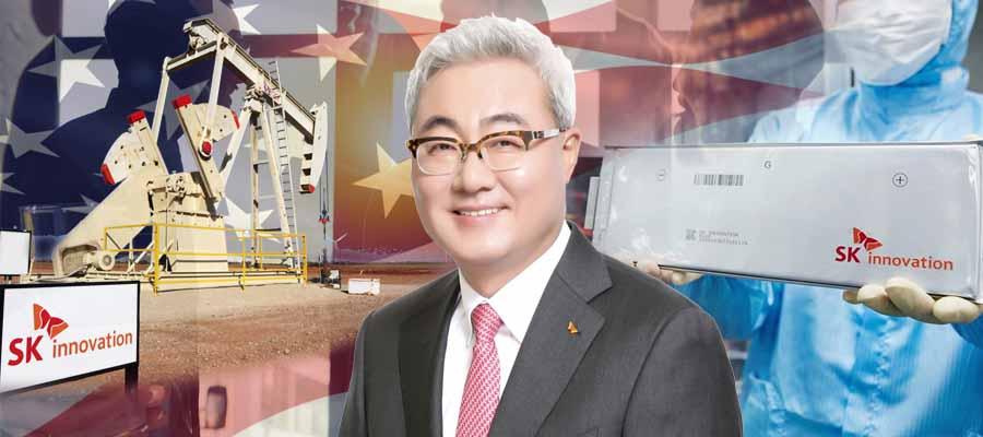 [CEO&주가] SK이노베이션 주가는 배터리에 출렁, 김준 증설에 다 걸다