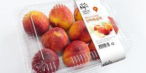 """""""GS더프레시, 신비복숭아 베개수박 크림슨수박 이색과일 3종 내놔"""