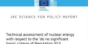 """""""유럽연합이 원자력발전을 녹색산업에 넣을까, 에너지업계 촉각 세워"""