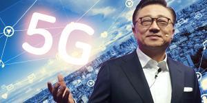 """""""[오늘Who] 삼성전자 저가 5G스마트폰 공세, 고동진 시장 개화 대비"""