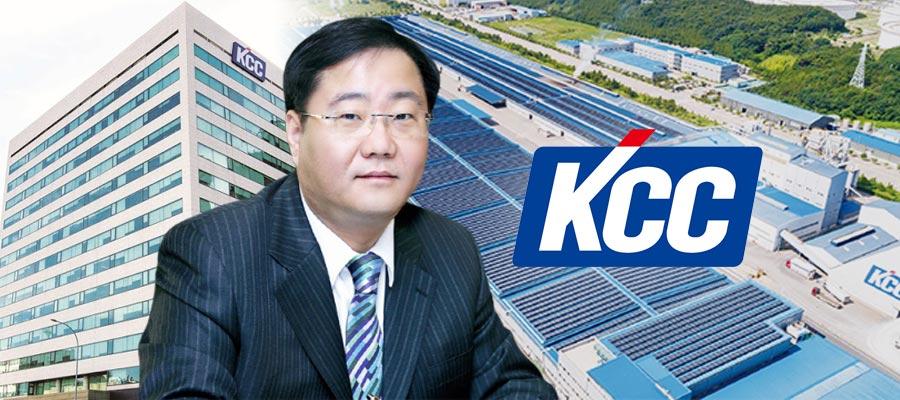 [이슈톡톡] KCC 종합소재기업으로 변신 중, 정몽진 삼성전자와 거래를 트나