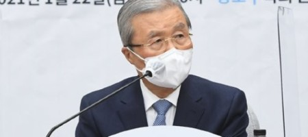 국민의힘 부산시장선거 '빨간불', 김종인 가덕도신공항 진퇴양난