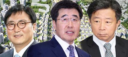 대림산업 대우건설 GS건설, 올해 주택분양 승자는 누가 될까