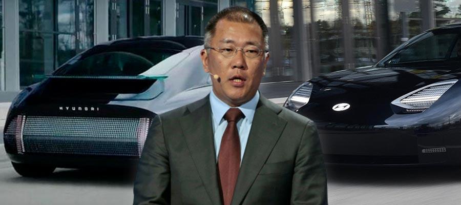 현대차 유럽 판매 감소세, 정의선 전기차 '아이오닉5' 출시 앞당기나