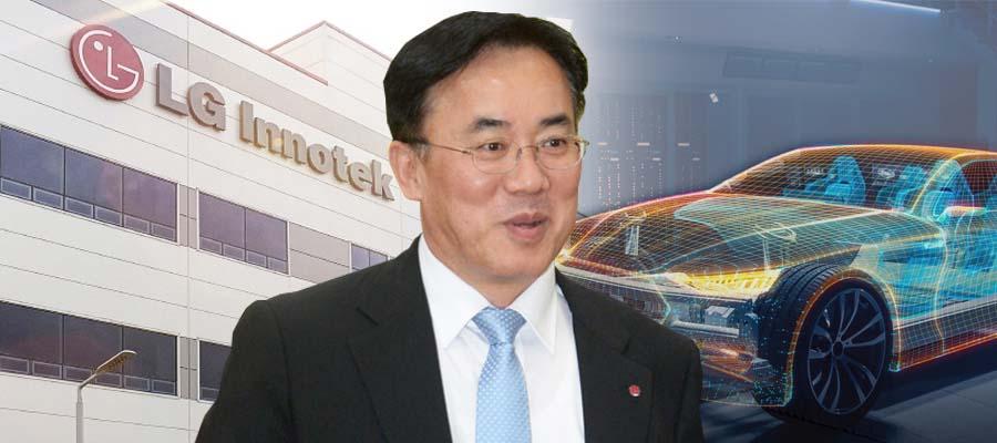 LG이노텍 연매출 10조 본다, 정철동 부진한 전장사업 반등만 남았다