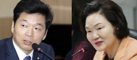 게임정책 '극과 극' 김병관과 윤종필, 내년 총선 분당갑에서 격돌하나