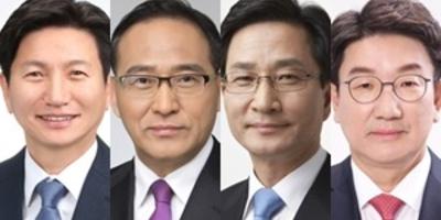 강릉에서 보수후보 사분오열, 민주당 김경수 이변 기대 품어