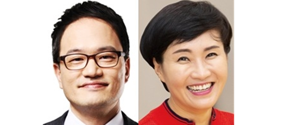 서울 은평갑 민주당 박주민과 통합당 홍인정, 지역 눈높이 공약 대결