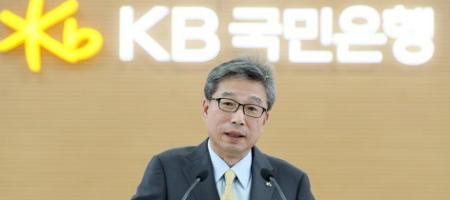 [오늘Who] 허인 KB국민은행 재연임 성공, '포스트 윤종규' 앞서나가