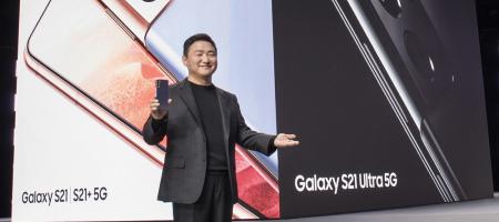 [오늘Who] 노태문 중국 스마트폰 재공략, 갤럭시S21 가격 대폭 내려