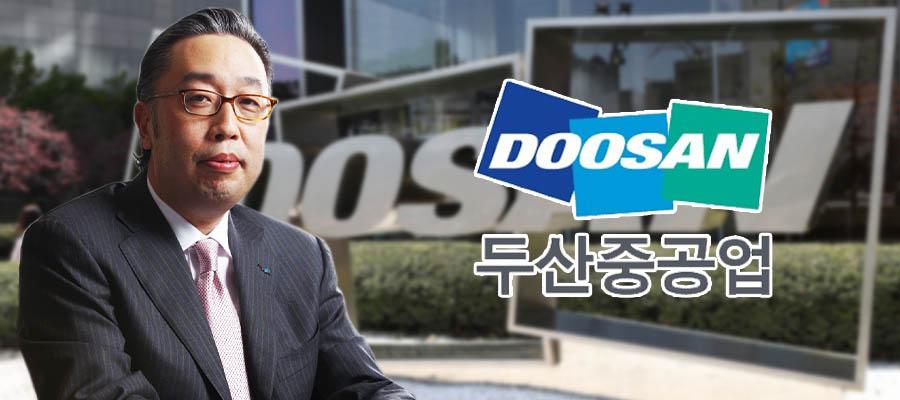 [오늘Who] 두산중공업 절박한 변신, 박지원 친환경