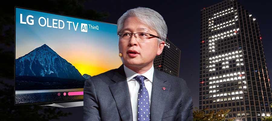 권봉석, LG디스플레이 덕에 LG전자 올레드TV 가격경쟁력 갖춘다