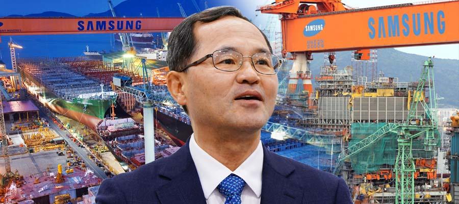 삼성중공업 수주목표 달성 가시권, 남준우 수익성 극대화 전략 펼쳐