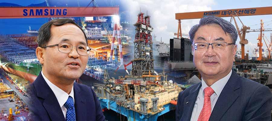 [오늘Who] 이성근 남준우, 대우조선해양 삼성중공업