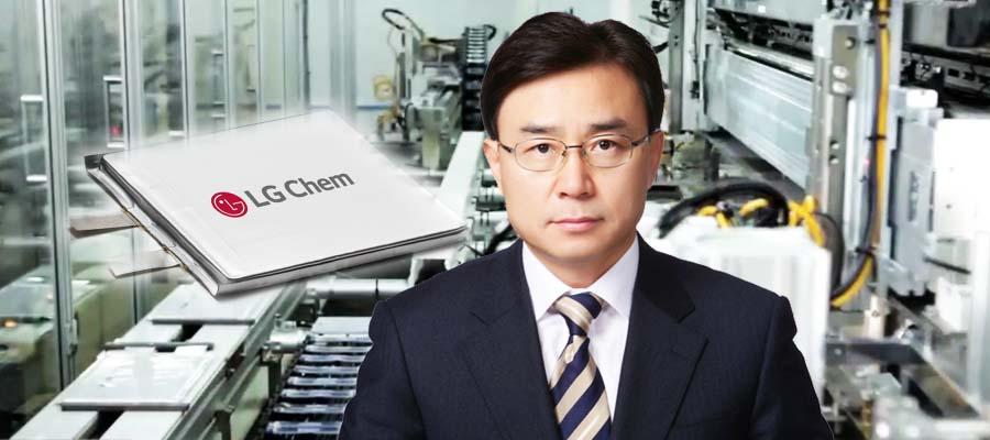 LG화학 배터리연구소장 김명환, 기술 리더십 지키기 어깨 무겁다