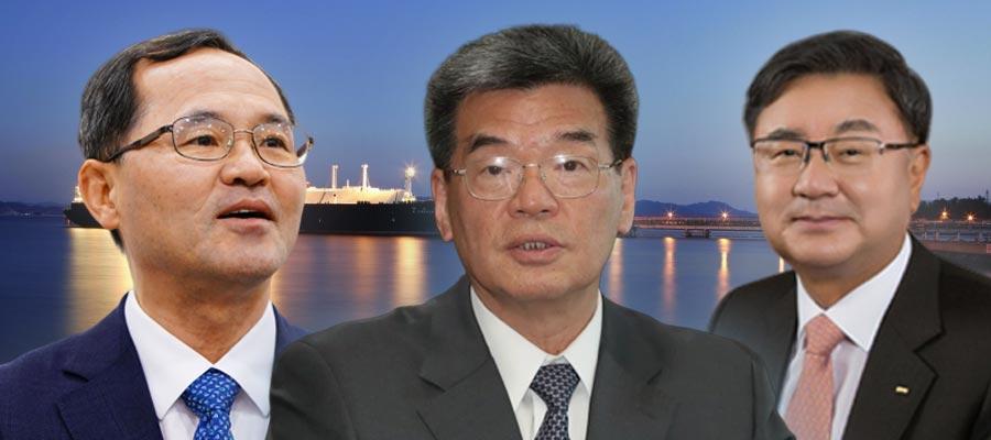 조선3사 쉘의 LNG추진선 8척 수주 노려, 중국정부 금융지원은 복병
