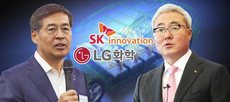 정의선 주도 '전기차 동맹', SK와 LG 배터리 다툼 해결의 실마리 되나