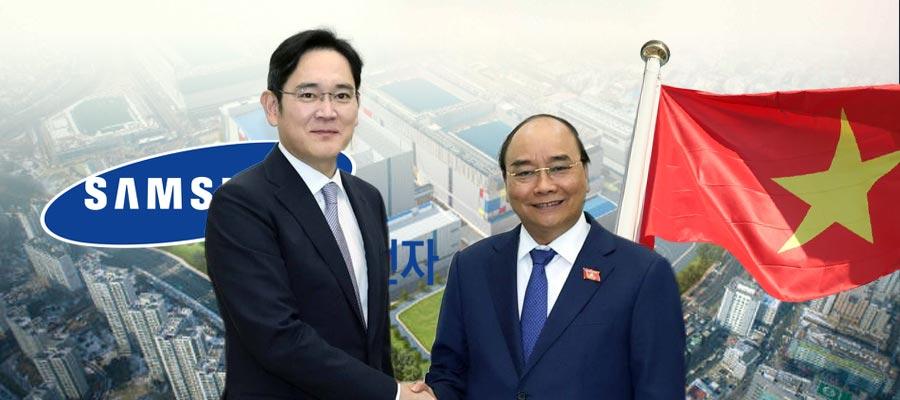 [오늘Who] 이재용, 베트남 총리의 삼성 반도체 삼고초려 받아들일까
