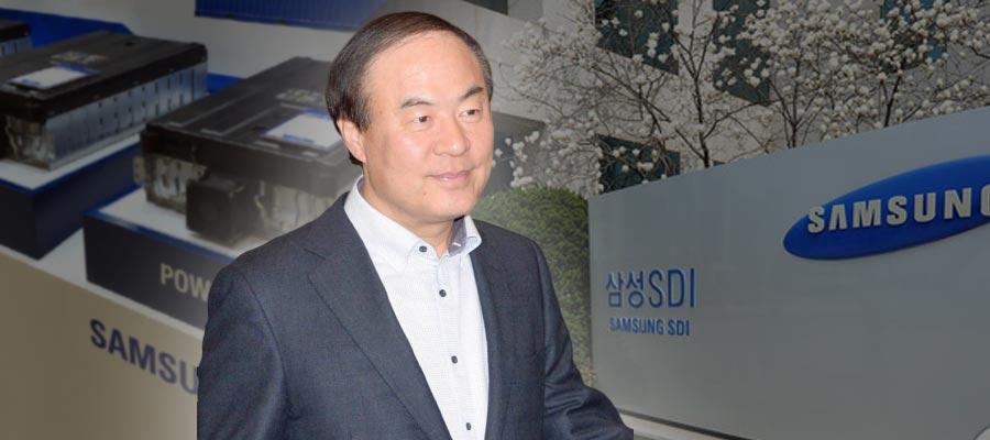 전영현 삼성SDI 대표 유임, 전기차배터리 성과로 '60세 퇴진' 넘어