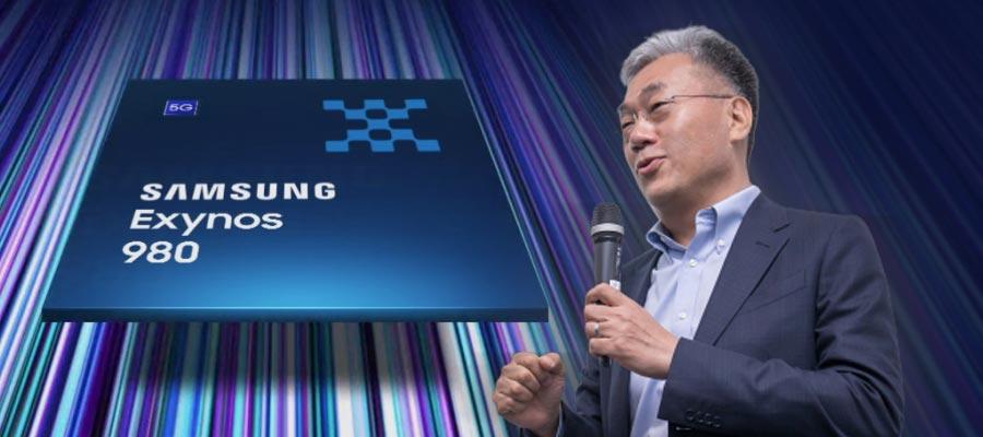 강인엽, 삼성전자 '5G통합반도체' 앞세워 퀄컴 넘을 기회잡아