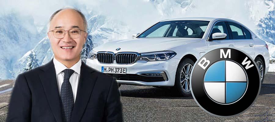 한상윤, BMW코리아 하이브리드 '5시리즈'로 '불자동차' 오명 벗는다