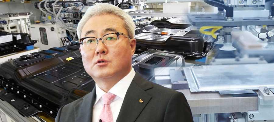 김준이 가고싶은 SK이노베이션 진화, 배터리 생산부터 재활용까지