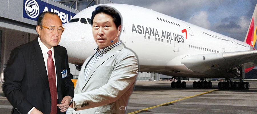 '인수 뒤 성공' 능한 SK 한화, 아시아나항공 인수 적임자로 꼽히는 까닭