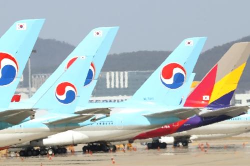 대한항공의 아시아나항공 인수합병 놓고 일부 국가에서 우려 나타내