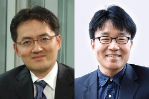 배지수(왼쪽), 박한수 지놈앤컴퍼니 각자 대표이사.