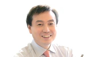 차석용 LG생활건강 대표이사 부회장.