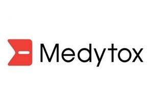 메디톡스 로고.